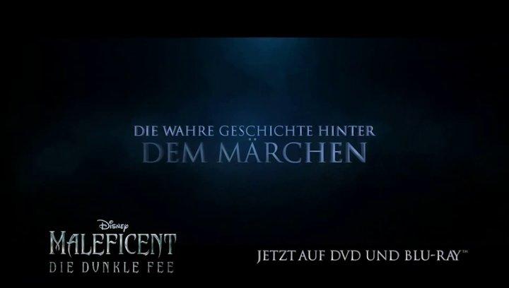 Maleficent - Die dunkle Fee (VoD-/BluRay-/DVD-Trailer) Poster