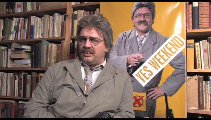 """Horst Schlämmer über """"wat die nich könn"""" - Interview Poster"""