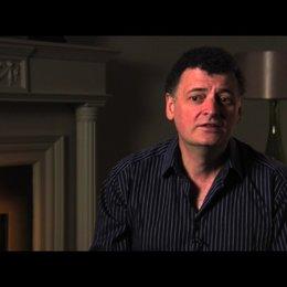 Steven Moffat über seine ersten Erfahrungen mit Tim und Struppi - OV-Interview Poster