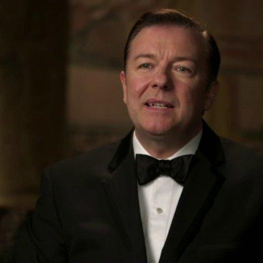 Ricky Gervais darüber was den Film so besonders macht - OV-Interview Poster