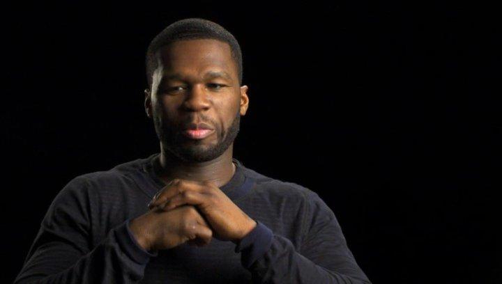 Curtis Jackson über den Reiz seiner Rolle - OV-Interview Poster