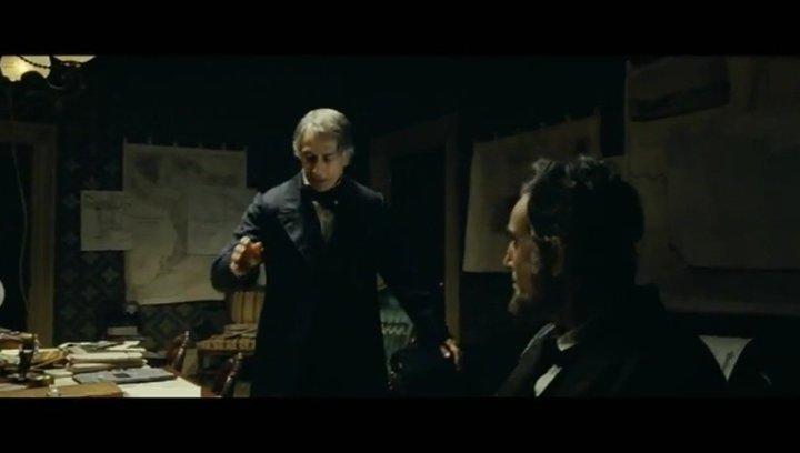 Lincoln (BluRay-/DVD-Trailer) Poster