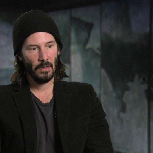 Keanu Reeves über die Geschichte - OV-Interview Poster