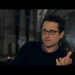 Interview mit dem Produzenten J.J. Abrams - OV-Interview Poster
