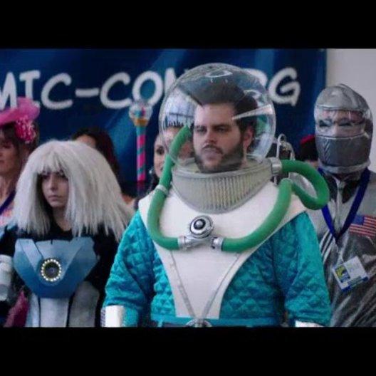Aidan Blooms Bruder Noah besucht eine Game Convention - Szene Poster