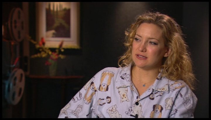 KATE HUDSON -Marley Corbett- über New Orleans und Louisiana - OV-Interview Poster