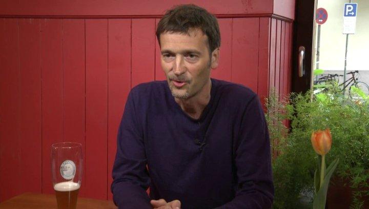 Ed Herzog - Regisseur - ob er die Romane schon vorher kannte - Interview Poster