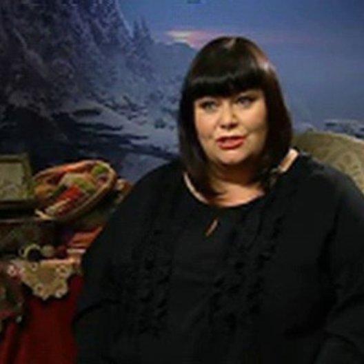 Dawn French über Frau Biber, die Narnia-Kids und den Geruch von Aslan. (6:09 min) - OV-Interview Poster
