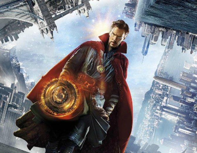 Doctor Strange Benedict Cumberbatch Post-Credit Mid-Credit