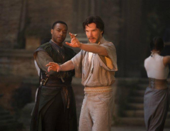 Doctor Strange Mordo Chiwetel Ejiofor Benedict Cumberbatch