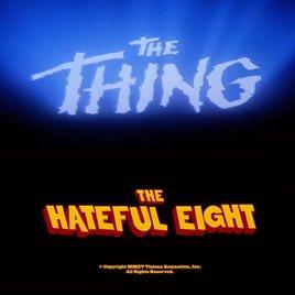"""The Hateful Thing: Warum Tarantinos Western eigentlich ein Remake von John Carpenters """"The Thing"""" ist"""