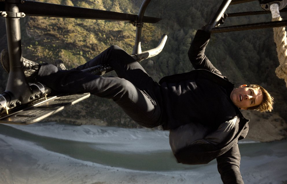 "Tom Cruise als Geheimagent Ethan Hunt in ""Mission: Impossible 6 - Fallout"" © Paramount Pictures und Skydance."