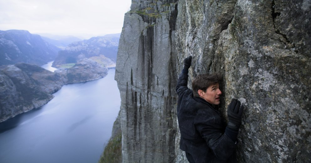 "Tom Cruise als Ethan Hunt in ""Mission: Impossible 6"" © Paramount Pictures und Skydance."