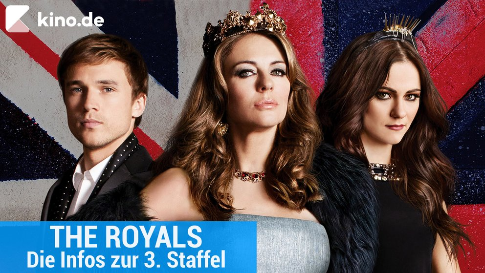 The royals staffel 4