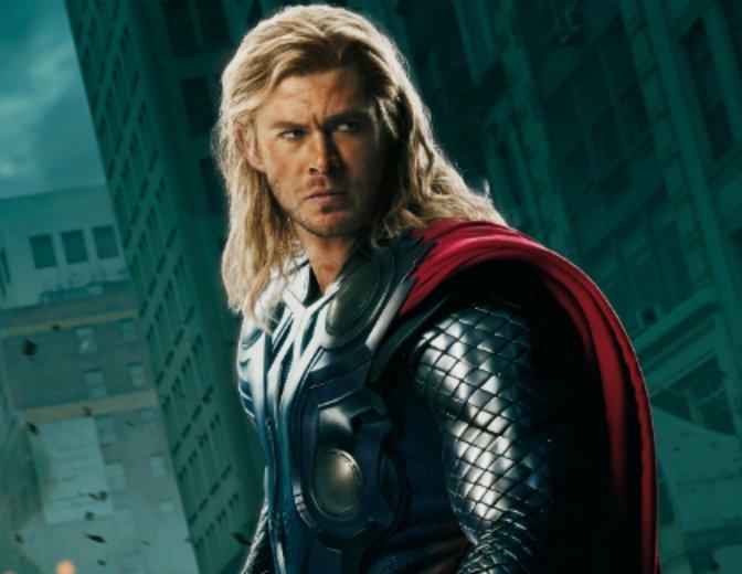Thor Avengers Doctor Strange Chris Hemsworth