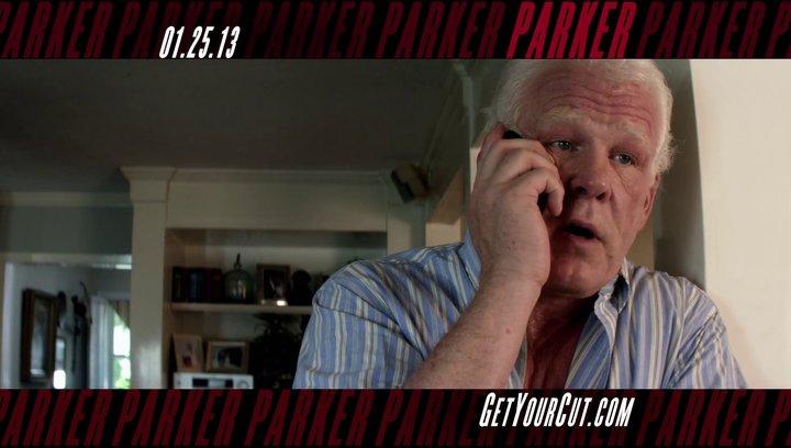 Parker - OV-Trailer Poster