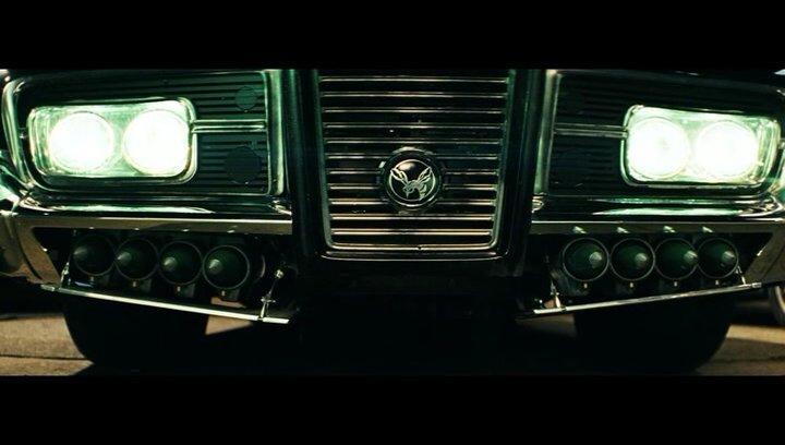 The Green Hornet - Trailer Poster