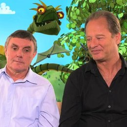 Tom Gerhardt und Detlev Redinger über die Drachenbrüder - Interview Poster