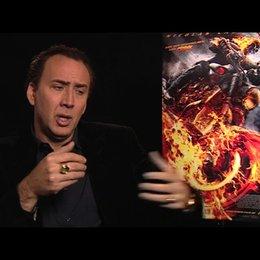Nicolas Cage über die Story - OV-Interview Poster