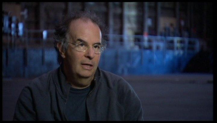 Dan Goldberg (Produktion) - OV-Interview Poster