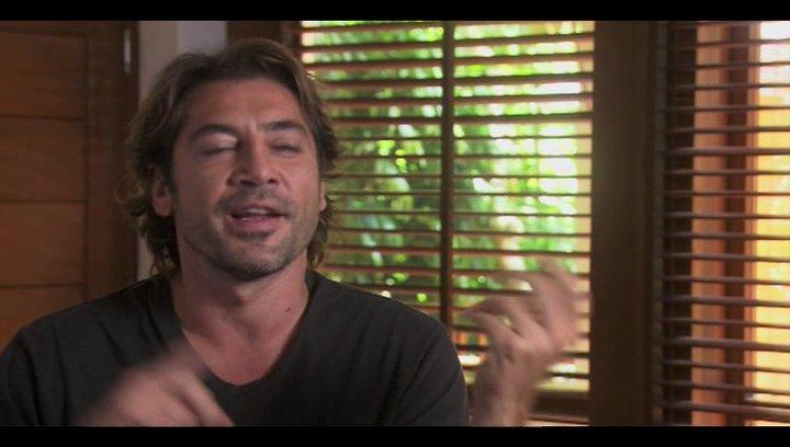 "Javier Bardem (""Felipe"") über den Film - OV-Interview Poster"