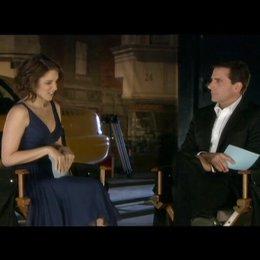 Steve Carell und Tina Fey über Claire Foster - OV-Interview Poster