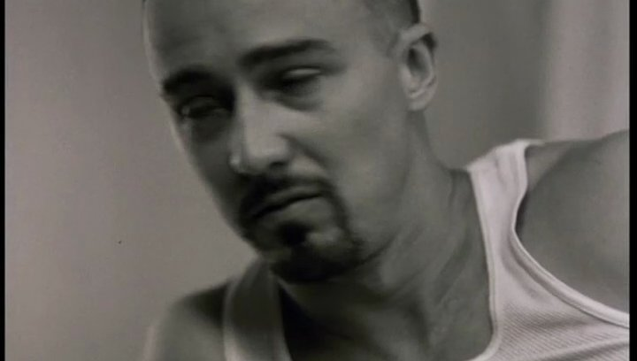 American History X - Trailer Poster