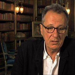 Geoffrey Rush - Hans - über die Geschichte des Films - OV-Interview Poster