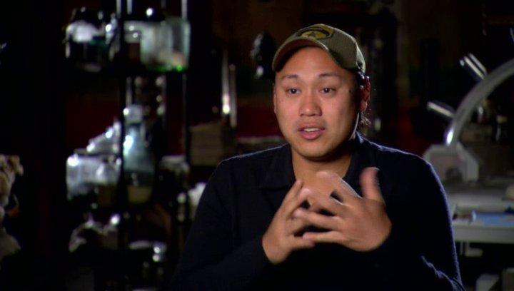 Jon M Chu (Regisseur) über die Handlung des Films - OV-Interview Poster