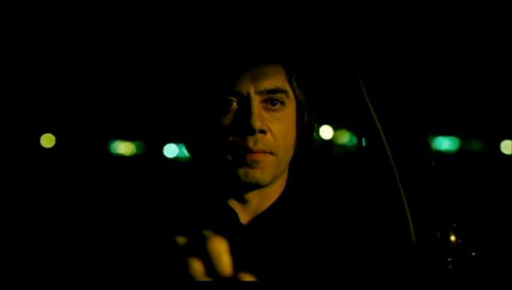 No Country for Old Men - Trailer Poster