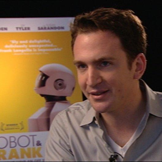 Jake Schreier - Regisseur - über den Film - OV-Interview Poster