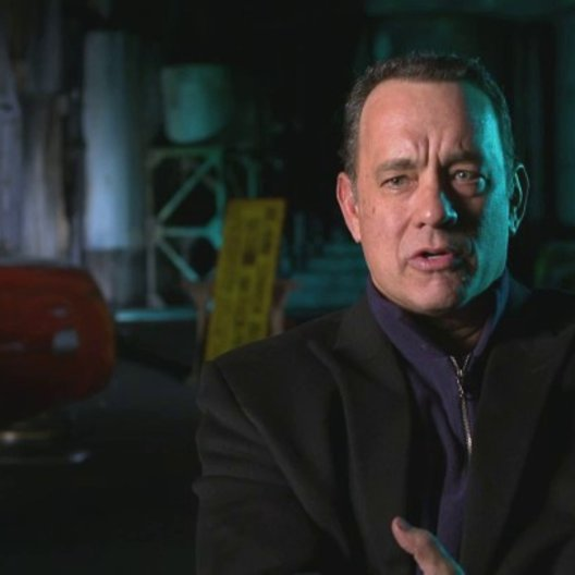 Interview mit Tom Hanks - OV-Interview Poster