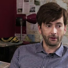 David Tennant über die Arbeit mit Billy Connolly - OV-Interview Poster