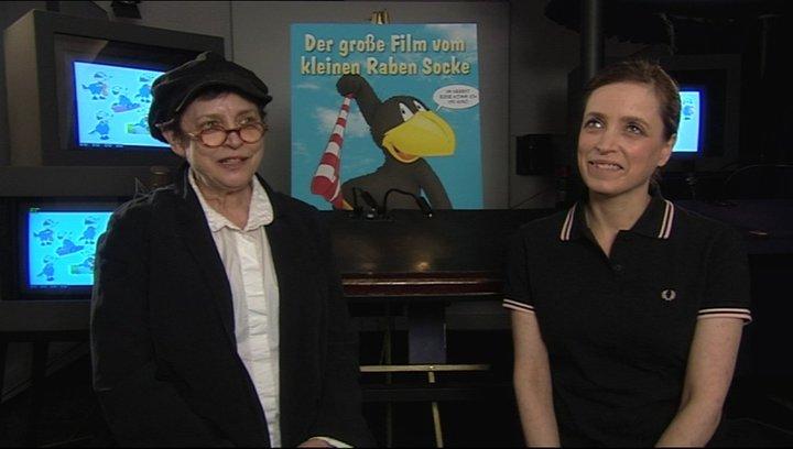 Katharina Thalbach über die Faszination ihrer Rolle - Interview Poster