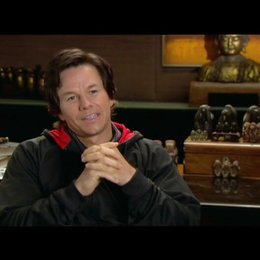 Mark Wahlberg über seine Rolle - OV-Interview Poster