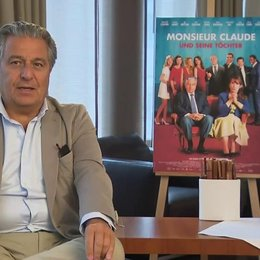 Christian Clavier (Claude Verneuil) - OV-Interview Poster