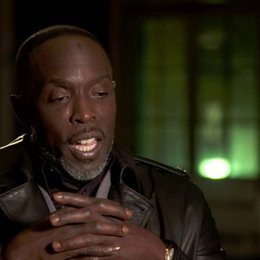 Michael Kenneth Williams - Neville Baraka - über die Stakers - OV-Interview Poster