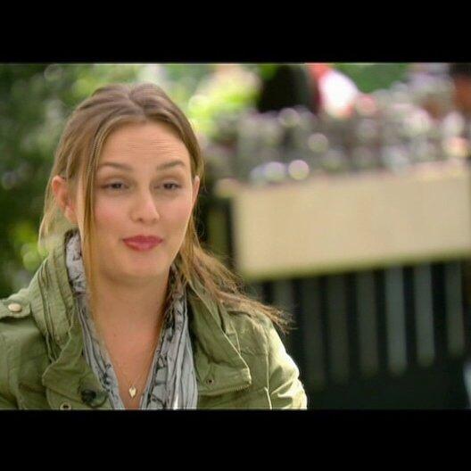 Leighton Meester über ihr schlimmstes Date - OV-Interview Poster