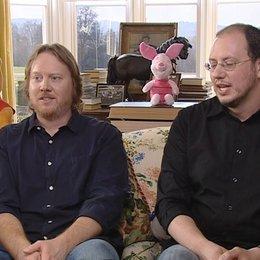 Stephen Anderson und Don Hall (Regie) über den Hundert Morgen Wald - Interview Poster