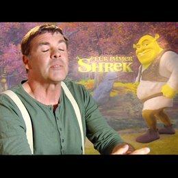SASCHA HEHN / Shrek - deutsche Stimme über Shrek und Fiona - Interview Poster