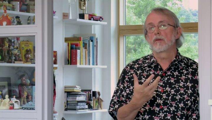 Peter Lord - Executive Producer - darüber wie Shaun von der TV-Serie zum Kinofilm wurde - OV-Interview Poster