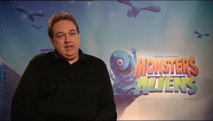 Oliver Kalkofe / über die Notwendigkeit der Monster - Interview Poster