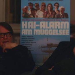 Leander Haußmann und Sven Regener (Regie) über das Ergebnis - Interview Poster