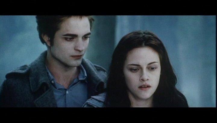 """Edward und Bella im Wald: """"Vampir"""" - Szene Poster"""