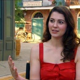 Mary Elizabeth Winstead über den Film - OV-Interview Poster