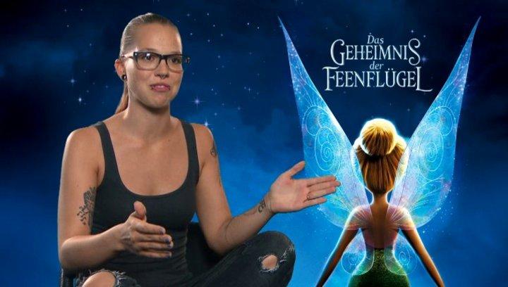 Stefanie Heinzmann - Spike - über ihre Freude einen DISNEY-Film zu synchronisieren - Interview Poster