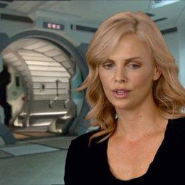 Charlize Theron über das was der Zuschauer erwarten kann - OV-Interview Poster