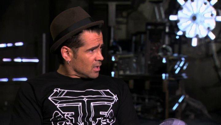 Colin Farrell über die Ausgangssituation des Films - OV-Interview Poster