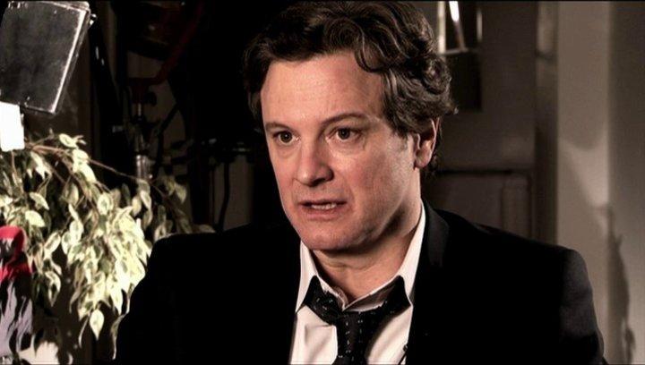 Colin Firth über die schwierige Beziehung zwischen Ben und Christine - OV-Interview Poster
