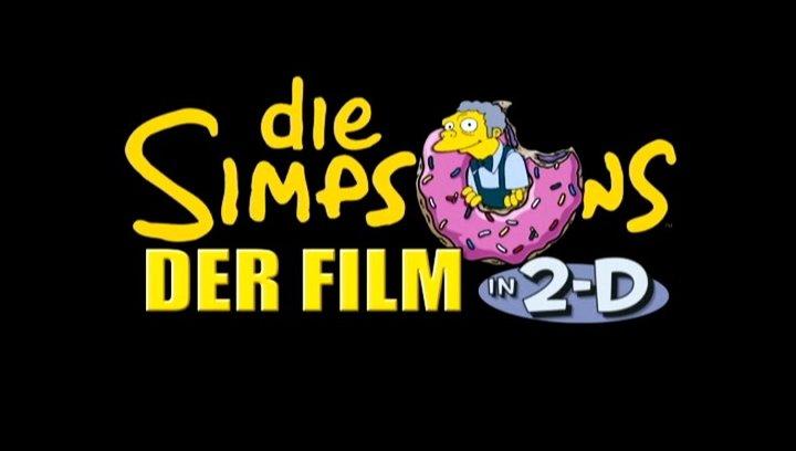 Die Simpsons - Der Film - Trailer Poster